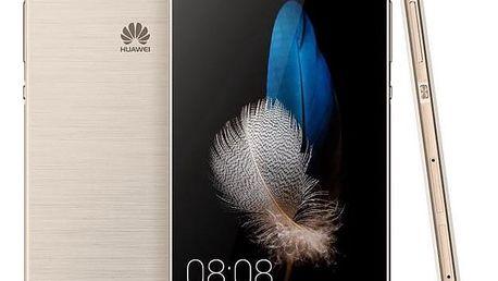 Mobilní telefon Huawei P8 Lite DS zlatý (SP-P8LITEDSGOM)