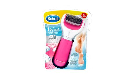 Scholl Velvet Smooth Diamond Pink