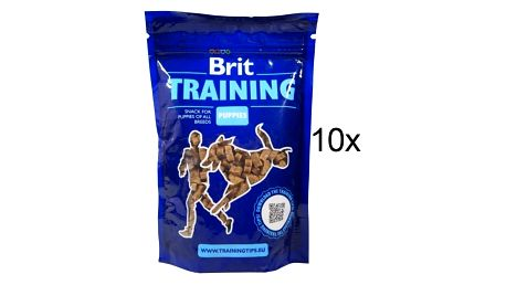 Brit Premium Training Snack Puppies 10 x 200g