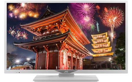 Televize JVC LT-32VW52J bílá
