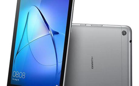 Dotykový tablet Huawei T3 8.0 Wi-Fi (TA-T380W16TOM) šedý Software F-Secure SAFE, 3 zařízení / 6 měsíců v hodnotě 979 Kč