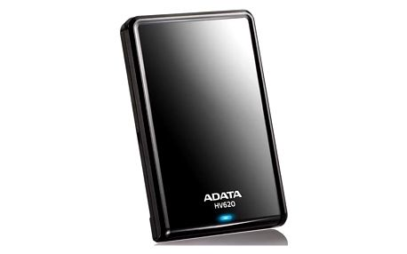 """Externí pevný disk 2,5"""" ADATA DashDrive HV620 1TB černý (AHV620-1TU3-CBK)"""