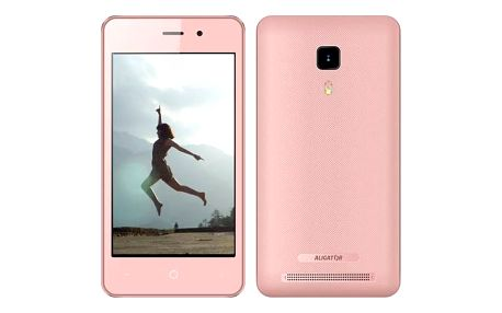 Aligator S4080 Duo, růžová - AS4080PK