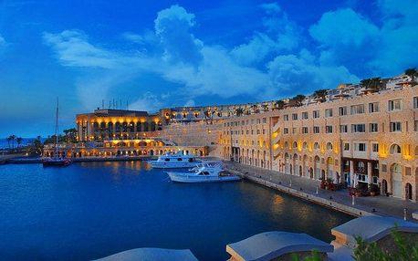 Egypt - Hurghada na 8 dní, ultra all inclusive s dopravou letecky z Prahy