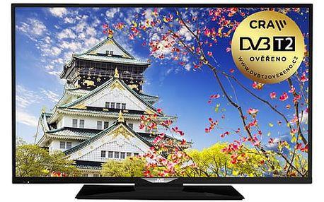Televize JVC LT-32VF53J černá