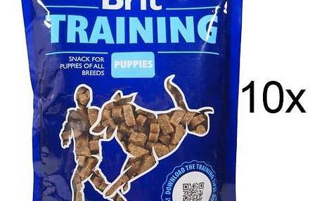Brit Premium Training Snack Puppies 10 x 200g