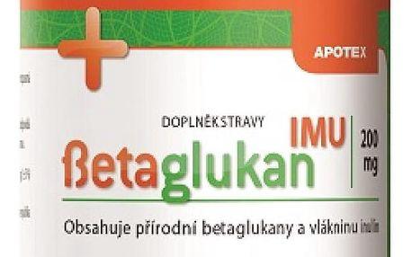 Gynpharma Betaglukan IMU 200mg 120 tbl.