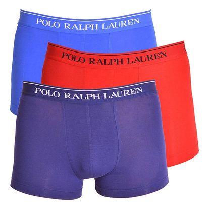 3PACK pánské boxerky Ralph Lauren vícebarevné (XWCXA)