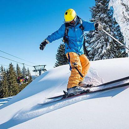 3–4denní zimní dovolená pro 2 osoby s polopenzí v Hotelu*** Star 1 či 2 v Krušných horách
