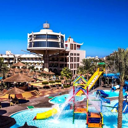 Egypt - Hurghada na 8 až 15 dní, all inclusive s dopravou letecky z Prahy