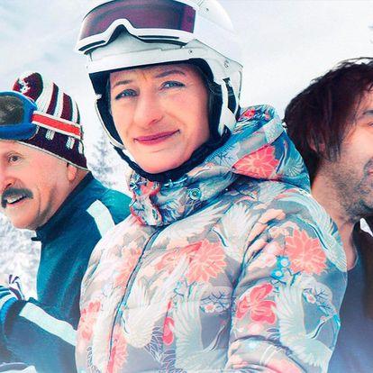 2 lístky do Lucerny na českou komedii Špindl