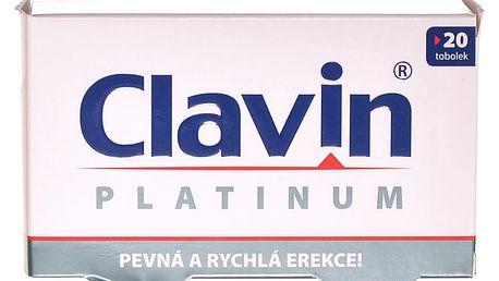 Clavin Platinum 20 tob.