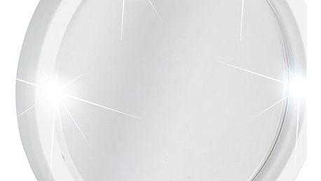 Kosmetické zrcátko Travel s funkcí LEDlampičky, 5-násobné zvětšení, WENKO