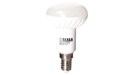 Žárovka LED Tesla reflektor, 5W, E14, teplá bílá (R5140530-4)