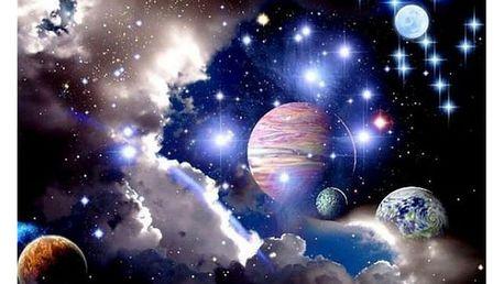 5D obraz - vesmír