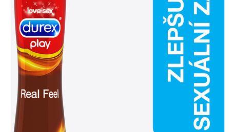 DUREX Play Real Feel 50 ml – lubrikační gel