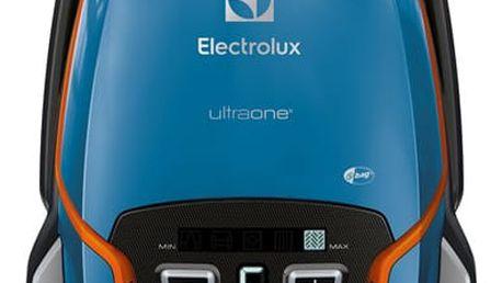 Vysavač podlahový Electrolux UltraOne EUO95CB modrý