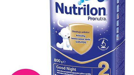 6x NUTRILON 2 ProNutra Good Night (800g) - kojenecké mléko