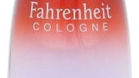 Christian Dior Fahrenheit Cologne 125 ml kolínská voda tester pro muže