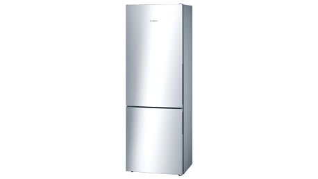 Kombinace chladničky s mrazničkou Bosch KGE49AL41 Inoxlook