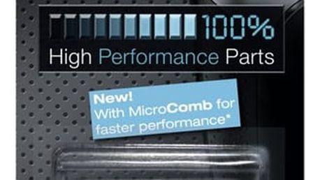 Příslušenství pro holicí strojky Braun Series3 - 32S Micro comb stříbrné