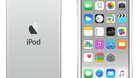 Apple iPod touch 32GB (MKHX2HC/A) stříbrný