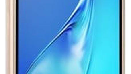 Mobilní telefon Samsung J3 2016 (SM-J320) Dual SIM (SM-J320FZDDETL) zlatý Software F-Secure SAFE, 3 zařízení / 6 měsíců v hodnotě 979 Kč + DOPRAVA ZDARMA
