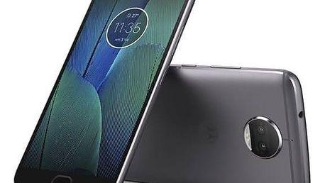 Motorola Moto G5s Plus Dual SIM (PA6V0096CZ) šedý