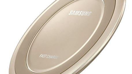 Nabíjecí stojánek Samsung EP-NG930 pro Galaxy S7 / S7 Edge zlatý (EP-NG930BFEGWW)