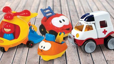 Zábavné hračky pro nejmenší děti