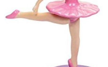 Tančící baletka na klíček