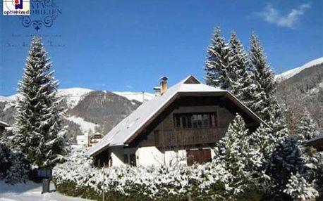 Rakousko - Bad Kleinkirchheim na 6 až 8 dní, bez stravy s dopravou vlastní