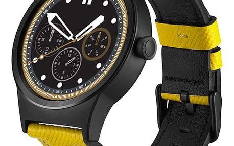 Chytré hodinky TCL MT10G-2GLCE11 Special Edition černý/žlutý (MT10G-2GLCE11)