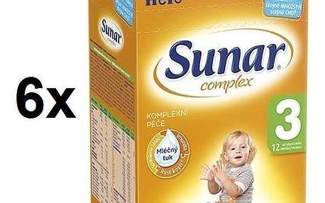Sunar Complex 3, 600g x 6ks
