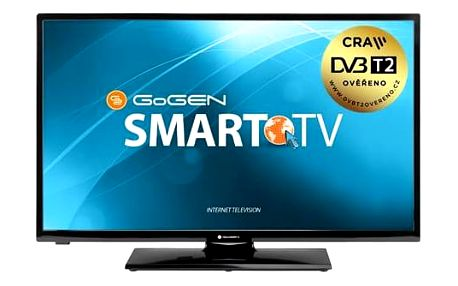 GoGEN TVH 28N450 TWEB černá