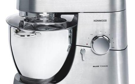 Kuchyňský robot Kenwood Major Titanium KMM063