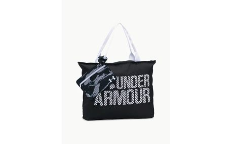 Taška Under Armour Big Wordmark Tote 2.0 Černá