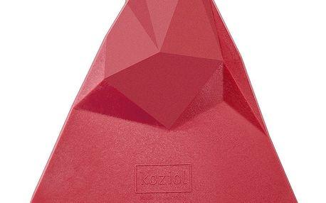 Nůž pro pizzy KANT - malinová barva, KOZIOL