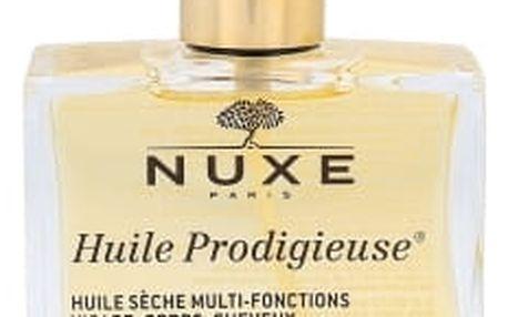 NUXE Huile Prodigieuse Multi Purpose Dry Oil Face, Body, Hair 100 ml tělový olej pro ženy