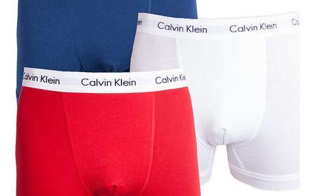 3PACK pánské boxerky Calvin Klein vícebarevné (U2662G-i03)
