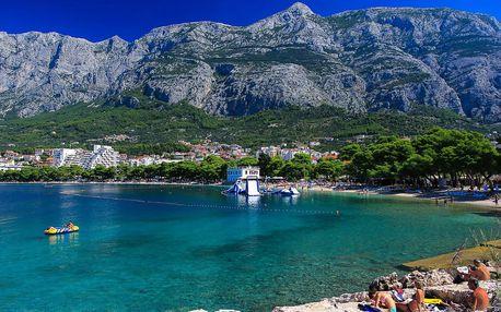 8–10denní Makarská, Chorvatsko | Pension Mara | Dítě zdarma | Polopenze | Sleva na dopravu