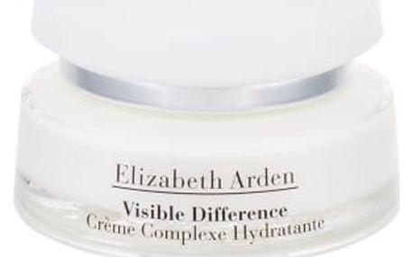 Elizabeth Arden Visible Difference Refining Moisture Cream Complex 75 ml denní pleťový krém tester pro ženy
