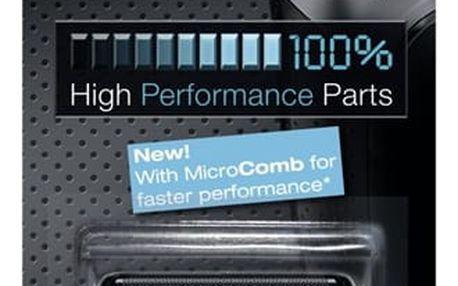 Příslušenství pro holicí strojky Braun Series3 - 32B Micro comb černé