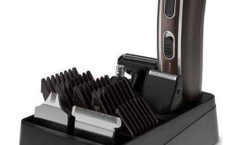 Zastřihovač vlasů Rowenta TN9160F0 černý/zlatý