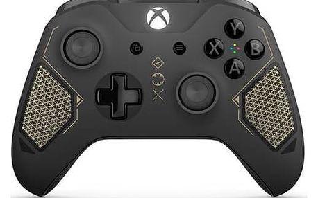 Microsoft Xbox One S Wireless - speciální edice Recon Tech (WL3-00032)
