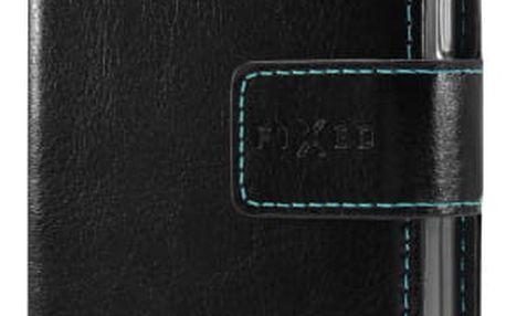 Pouzdro na mobil flipové FIXED Opus pro Samsung Galaxy J5 (2016) černé (FIXOP-106-BK)