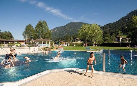 Rakousko: 4 dny pro 1 os. s polopenzí + děti do 11 let zdarma