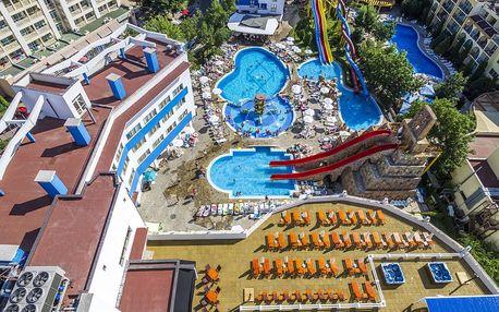 Bulharsko - Slunečné pobřeží Kuban Resort & Aquapark, all inclusive, letecky z Brna