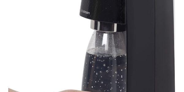 Výrobník sodové vody SodaStream Spirit Black černý4