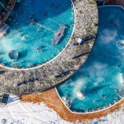 Celý den v aquaparku Chochołowskie Termy